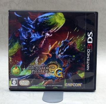 3DS『モンスターハンター3G』中古品