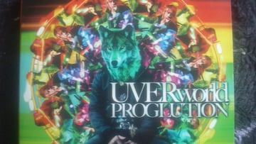 激安!超レア!☆UVERworld/PROGLUTION☆初回限定盤/CD+DVD超美品!