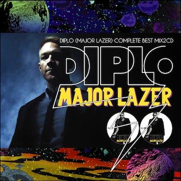 Diplo (Major Lazer) 2枚組48曲 最強 Best MixCD