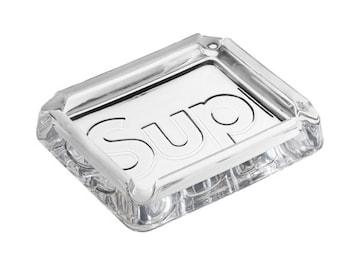 Supreme Debossed Glass Ashtray シュプリーム 灰皿
