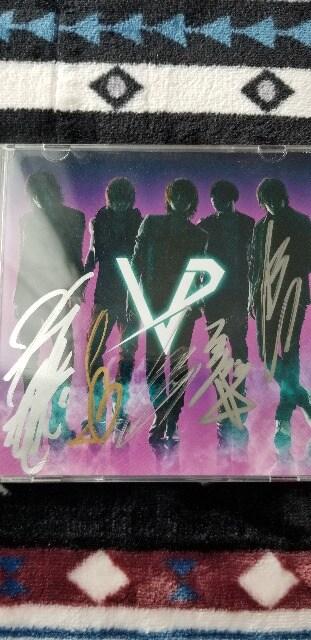 ViViD★REAL  初回盤A (サイン入り) < タレントグッズの