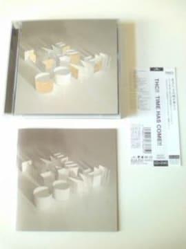 (CD+DVD)THC!☆TIME HAS COME[初回盤]アルバム+PV映像10曲収録