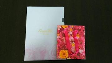 エミリアウィズ☆クリアファイル&ショップ袋