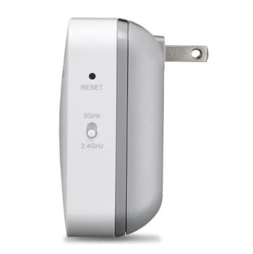 無線LAN 中継機 11ac 433+300Mbps