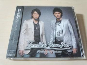 タッキー&翼CD「Two you Four you」滝沢秀明 今井翼 永続盤●
