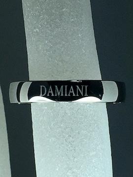 ◇良品【DAMIANI/ダミアーニ】D-SIDE Dリング K18WG 8.5号◇