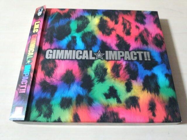 LM.C CD「GIMMICAL★IMPACT!!」初回盤DVD付●  < タレントグッズの