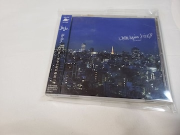 JUJU   /  Hello  Again   帯つきシングル盤