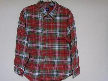 即決USA古着鮮やかチェックデザインネルシャツ!アメカジヴィンテージ