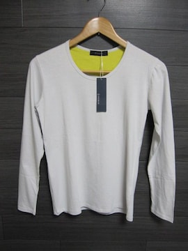 □RAGE BLUE/レイジブルー カットソー 長袖Tシャツ/メンズ・S☆新品
