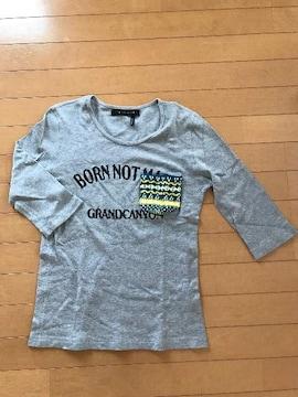 grandcanyon グレーTシャツ