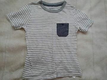 ギャップキッズ Tシャツ 中古 120