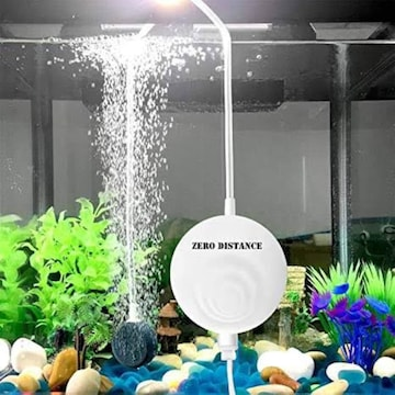 Zero distance 2019新しい 、水槽エアーポンプ 小型エアーポンプ