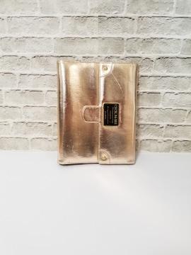 CECIL McBEE ◆ ピンクゴールド 手帳 ノート バインダー