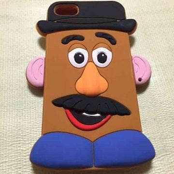 新品 Mr ポテトヘッド iphone6 6s シリコン ケース カバー