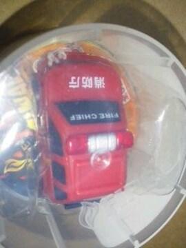 『指揮車』ファイア オリジナル ミニミニ チョロQ