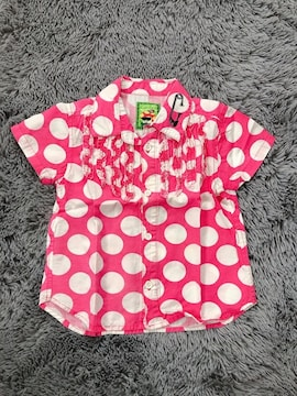 JAM★半袖シャツ110