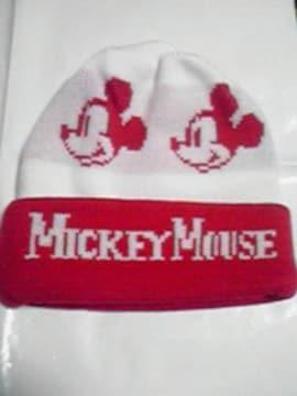 新品未使用ミッキーの帽子