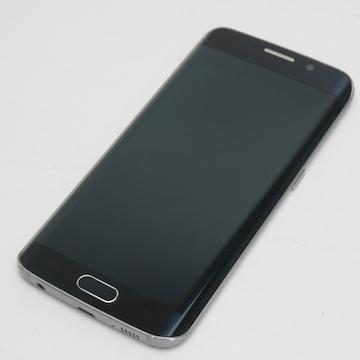 ●安心保証●超美品●au SCV31 Galaxy S6 edge サファイヤ●