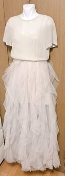 M19】BCBG ロングドレス