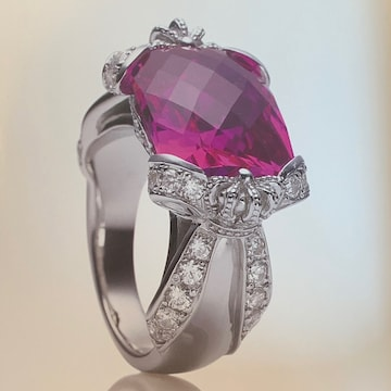希少◆JUSTIN DAVIS◆SWEET LOVE RING◆9号◆定価80,300円◆