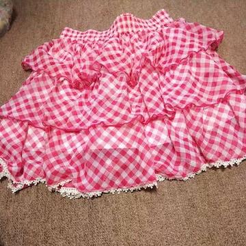 お子様用スカート150�p