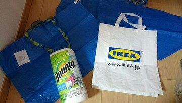 コストコキッチンペーパー&IKEAエコバックセット☆新品☆