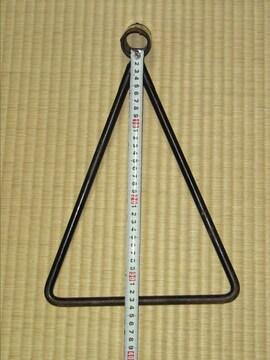 固定式ステップ用サイドスタンド 三角スタンド チョイ掛け