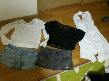 レディース 夏服 まとめ売 トップス ショーパン スカート イング