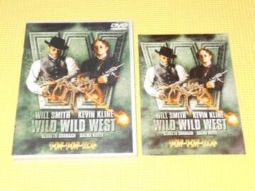DVD★ワイルド・ワイルド・ウエスト