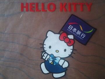 ★キティちゃんのビニール袋で新品の送料込み☆