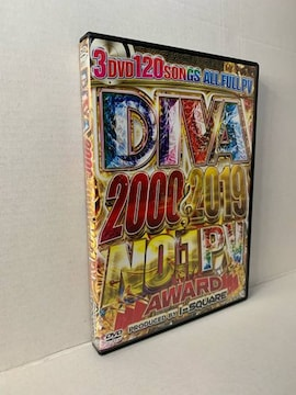 限定 DIVA 2000~2019 NO.1 PV AWARD 11/23発