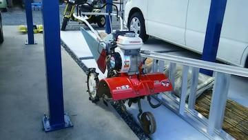 チビポチヤンマー耕運機3馬力TB3歩行型 トラクター