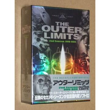 新品 アウターリミッツ 完全版 2nd SEASON DVD-BOX