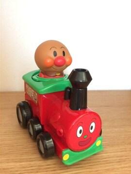 アンパンマン☆赤い汽車☆おもちゃ☆