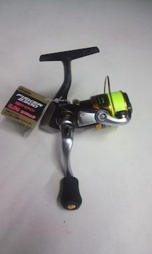 FISKER 2500 PE日本製0.8号−150m付 4(ベアリング)Okuma