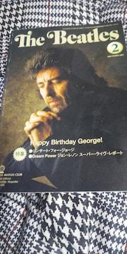 The Beatles◆03/2★Happy Birthday George!ジョージ・ハリスン