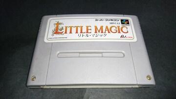 SFC リトル・マジック / リトルマジック スーパーファミコン