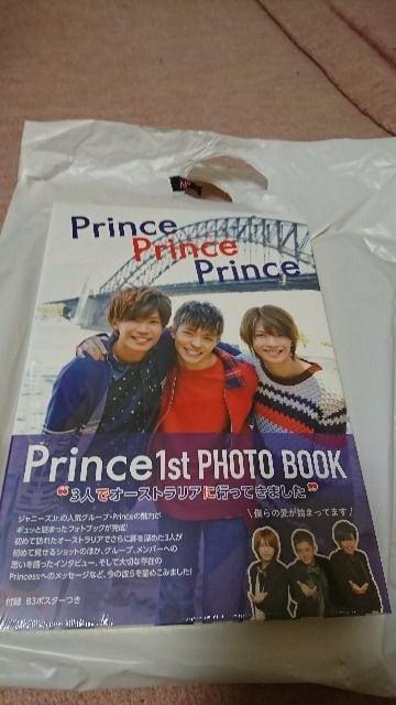 Prince1stPHOTOBOOK  < タレントグッズの