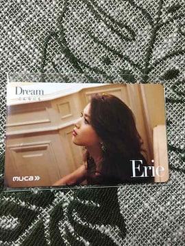 E-girls!Dream♪こんなにも♪Erie ミュージックカード(^_^)