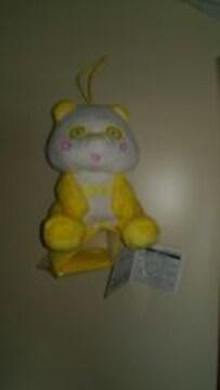 AAA え〜パンダ肩のりぬいぐるみ 黄色