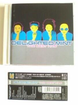 (CD)DELiGHTED MINT/ディライテッドミント☆THE BEST HITS帯付き即決