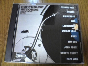 CD RUFFHOUSE RECORDS ラフハウス