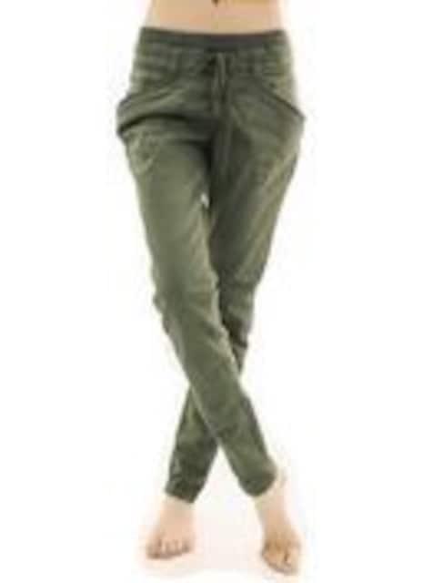 ポケットが可愛い★リラックス★カーゴパンツ(カーキ.XXL寸) < 女性ファッションの