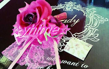 ディアマンテ薔薇ヘアクリップRadyエミリアウィズシャネルヴィトンバッグローズノベルティコートキティ