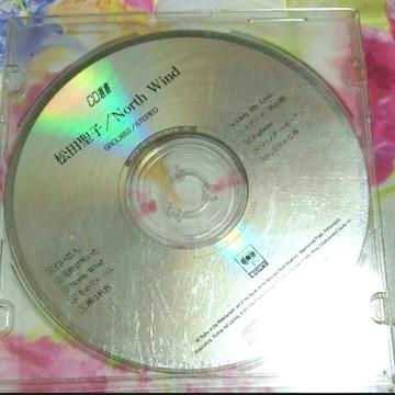 松田聖子 North Wind 風は秋色ノースウィンド CDアルバム 昭和