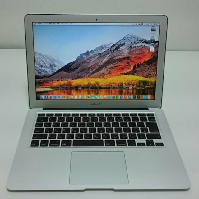 ★極 薄型★ サポート充実! アップル MacBook Air Office  < PC本体/周辺機器の