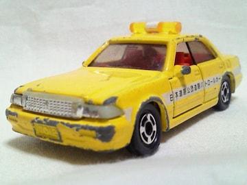 絶版トミカ��28 クラウン 道路公団パトロールカー