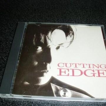 CD「カッティングエッジ/CUTTING EDGE」88年盤