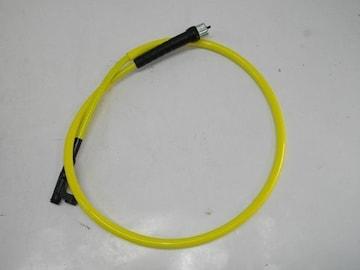 (2040)レブル250REBEL250黄色スピードメーターワイヤー